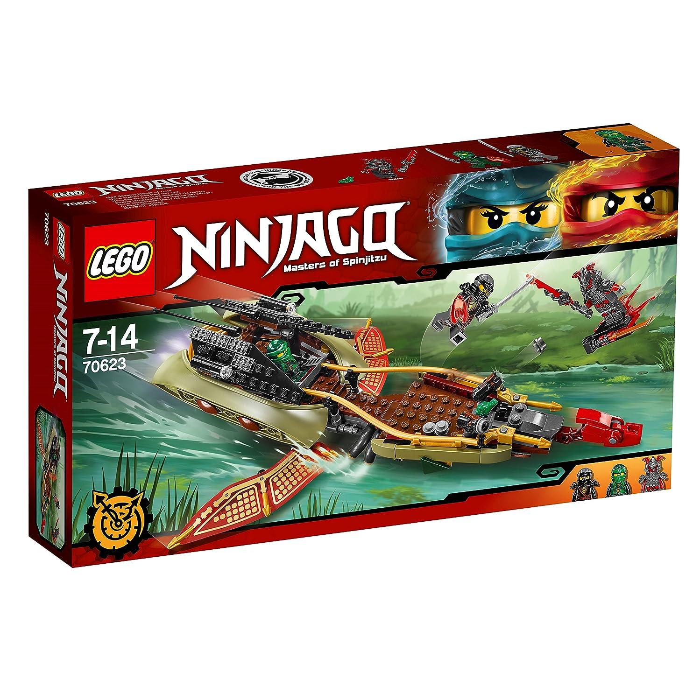 LEGO Ninjago - Sombra del Destino (70623): Amazon.es: Juguetes y juegos