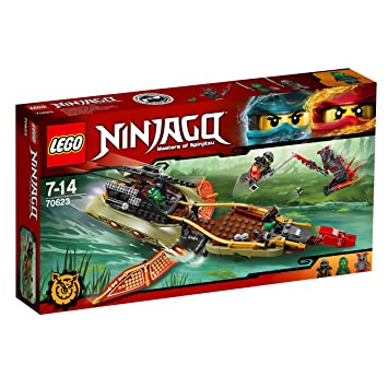 Lego Construction 70623 Vol La Poursuite Jeu De Ninjago En WH2DE9I
