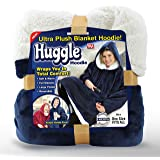 Ontel Huggle Hoodie, Other, Blue, One size