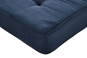 Terrific Dhp Independently Encased Coil Futon Mattress With Foam Sofa Bed 8 Cobalt Lamtechconsult Wood Chair Design Ideas Lamtechconsultcom