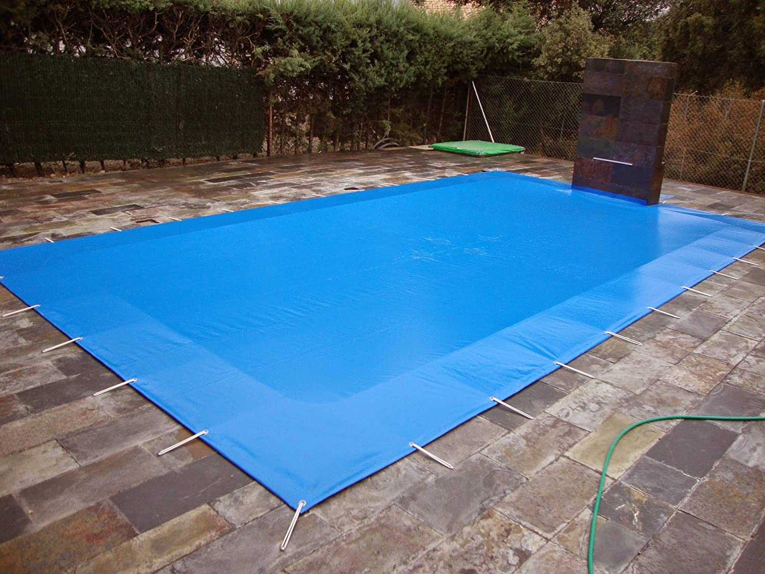 INTERNATIONAL COVER POOL Cubierta de Invierno para Piscina 3x5 Metros (3,30x5,30 Metros)