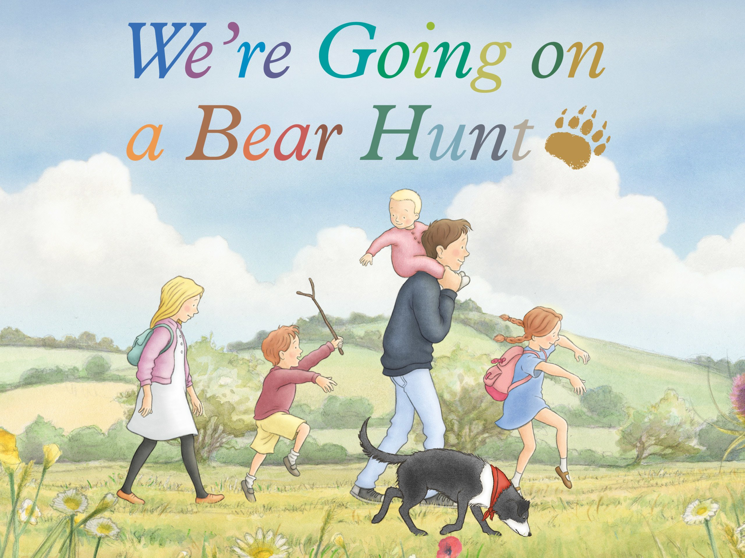 Image result for going on a bear hunt