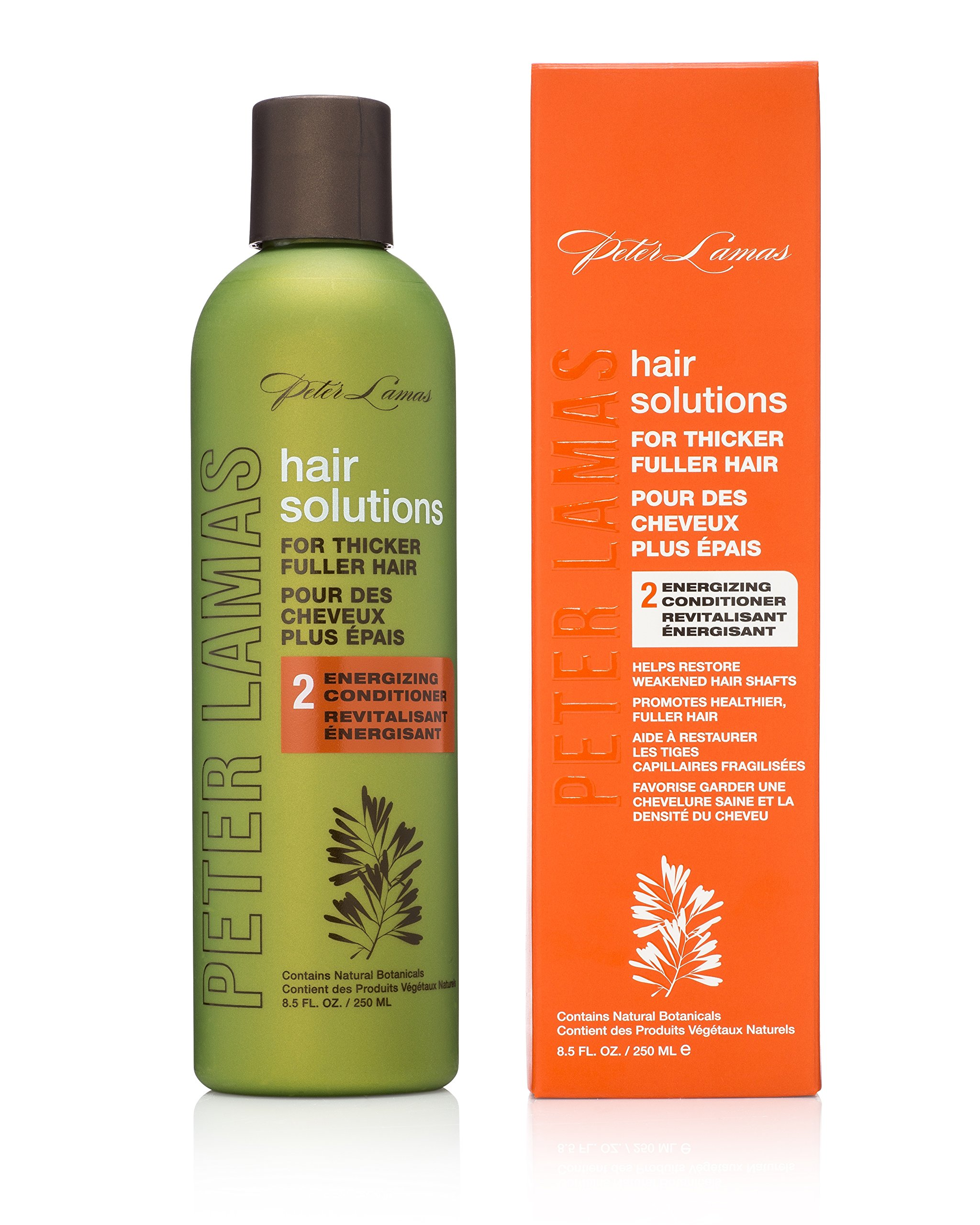 Peter Lamas Hair Solutions Energizing Conditioner, 8.5 Ounce