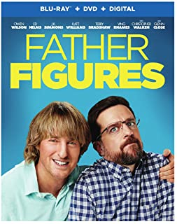 Book Cover: Father figures