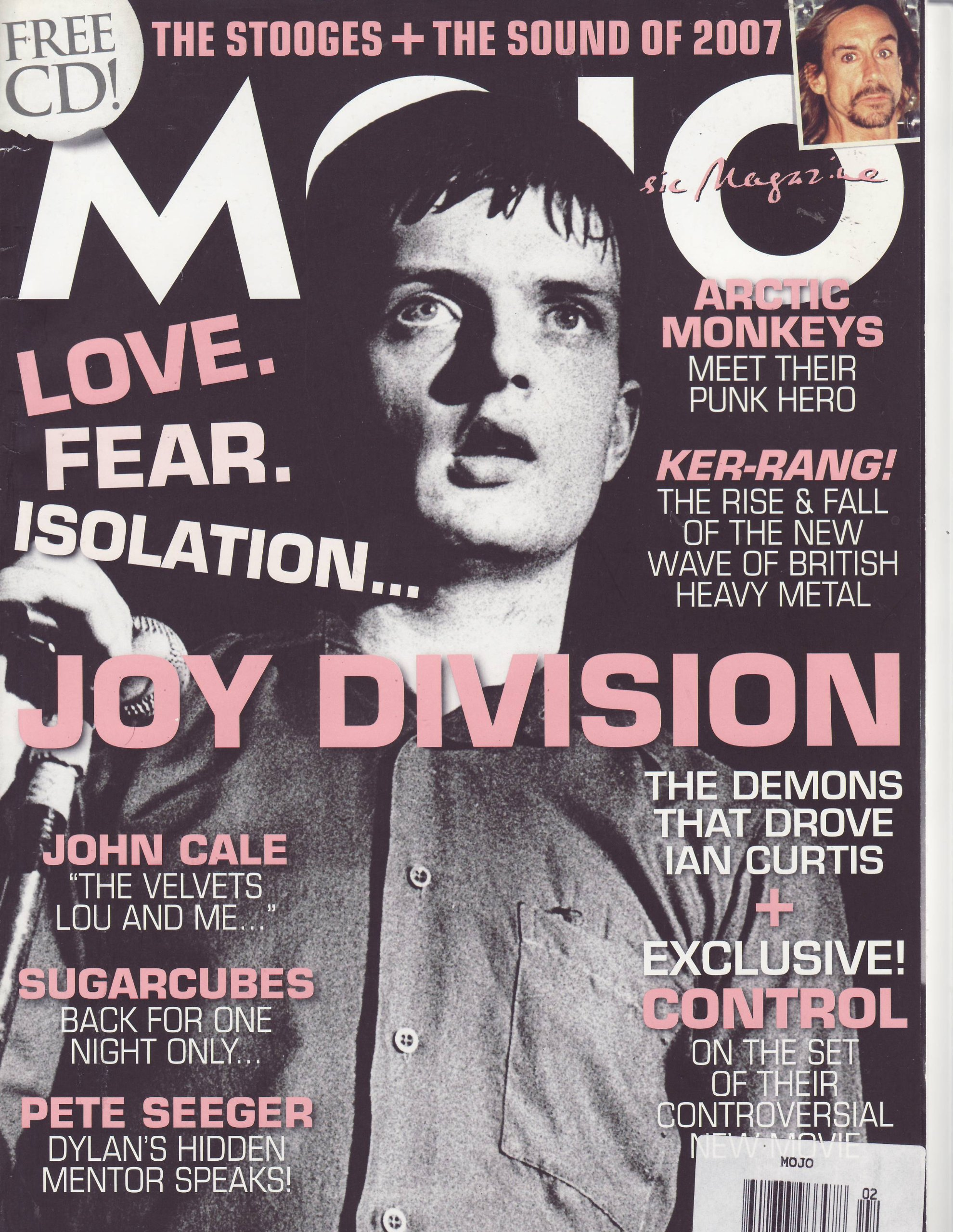 Download Mojo Magazine - February 2007 - Issue # 159 - Joy Division pdf