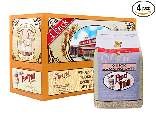 Bob's Red Mill Gluten Free Oat...