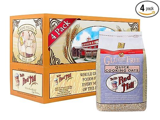 Bob's Red Mill Gluten Free Oat...