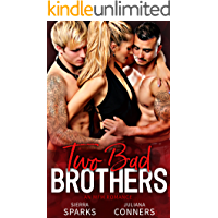 Two Bad Brothers: An MFM Menage Romance (English Edition)