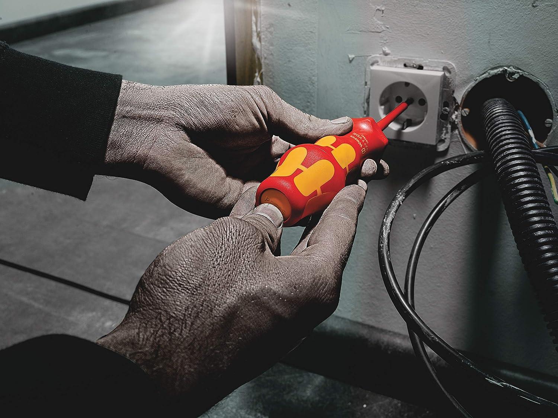 9 x 125 mm Wera 05057481001 827 T i Kraftform Turbo Getriebe-Schraubendreher