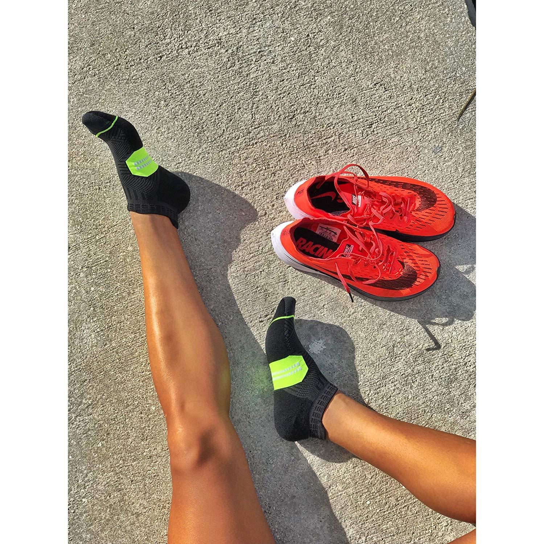 e6f7ffb52603da Rockay Accelerate Anti-Blister Running Socks for Men and Women Organic  Merino Wool   Compression Arch (1 Pair)  Amazon.com.au  Fashion