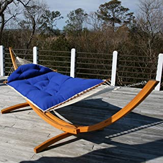 product image for Nags Head Hammocks Sunbrella Royal Blue NHTTRB Tufted Hammock