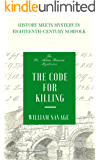 The Code for Killing (The Dr Adam Bascom Mysteries Book 2) (English Edition)