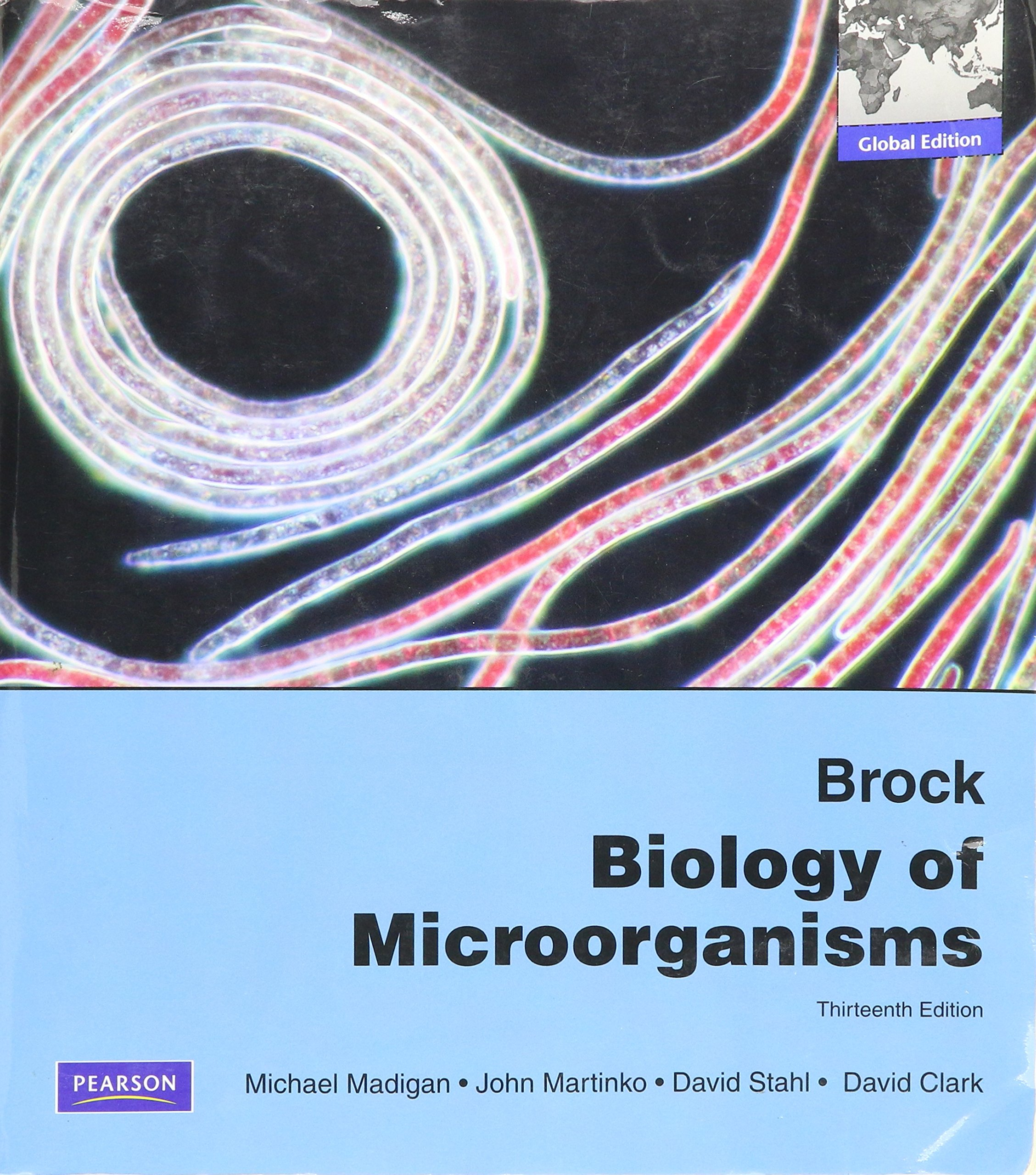 Brock Biology of Microorganisms 13th Edition: Amazon.co.uk: Michael T.;  Martinko, John M.; Bender, Kelly S.; Buckley, Daniel H.; St Madigan: Books