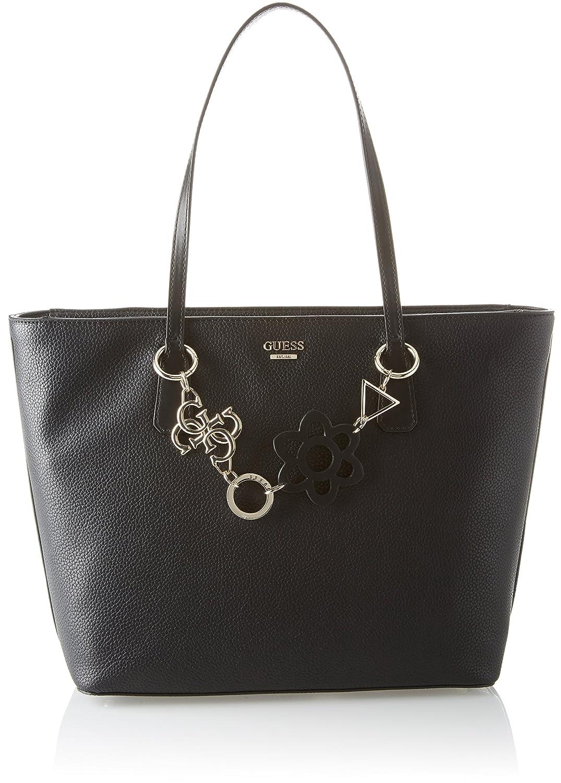 Guess - Bags Hobo, Shoppers y bolsos de hombro Mujer, Negro (Black), 13x29x43 cm (W x H L): Amazon.es: Zapatos y complementos