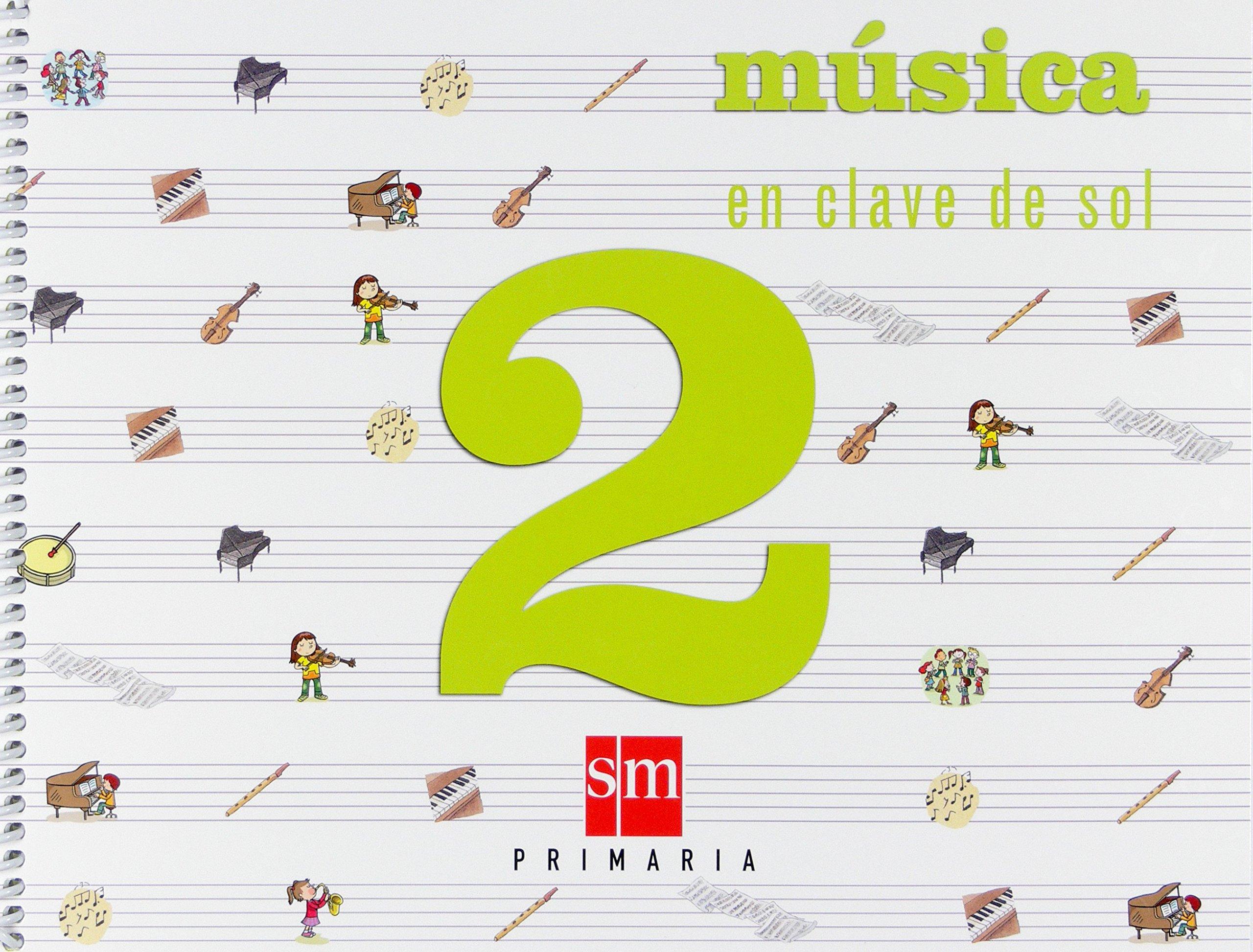 Música, En clave de sol. 2 Primaria - 9788467511840: Amazon ...