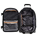 Travelpro Carry On, Gray/Black