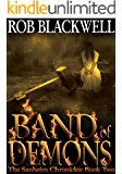 Band of Demons (The Sanheim Chronicles Book 2)