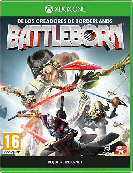 Battleborn: Amazon.es: Videojuegos