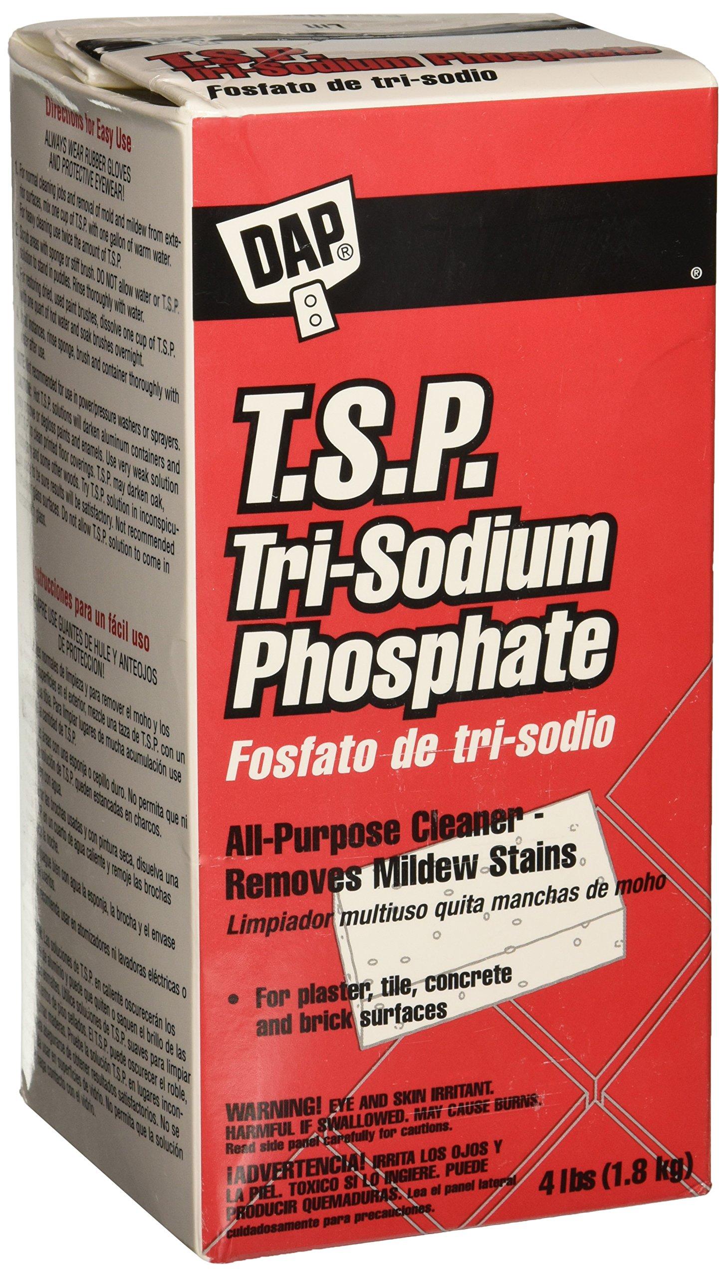Dap 63004 TSP All Purpose Cleaner, 4-Pound