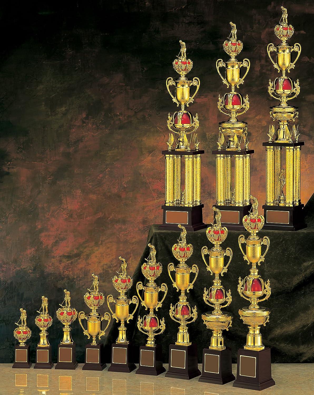 V-SHIKA チャンピオントロフィー VTX.3502 B07D4K2871 J:高さ300mm 約295g|47 女神  J:高さ300mm 約295g