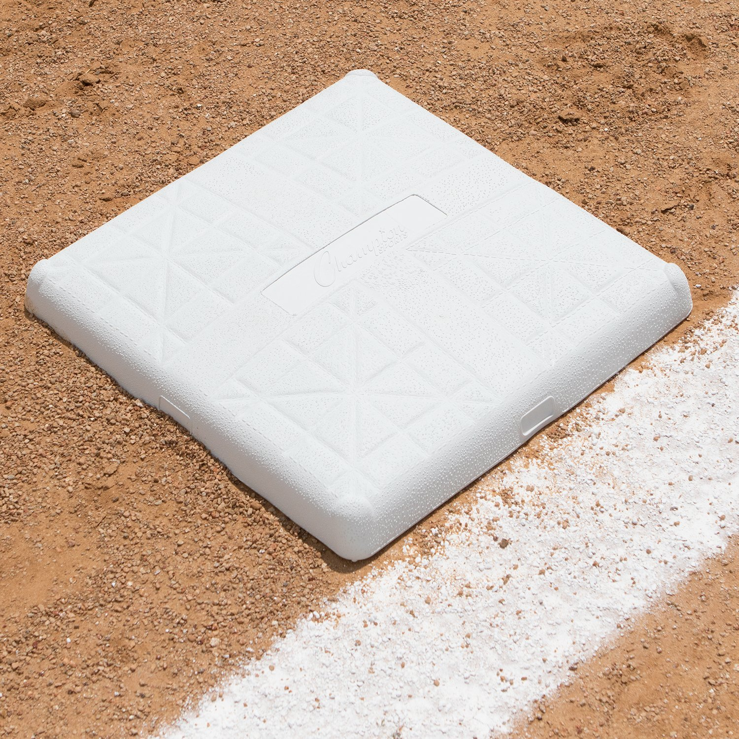 Champion Sports Impact Baseball Bases: Hollywood Type Safety Collapsible Bases with Anchor Plug - Sports Equipment Bags for Youth Baseball & Softball by Champion Sports (Image #4)
