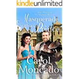 Masquerade with a Prince: A Contemporary Christian Romance (The Princes of New Sargasso Book 2)