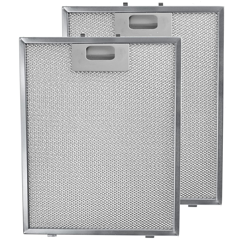 spares2go Metall Mesh Filter für turboair Dunstabzugshaube/Küche ...