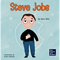 Steve Jobs: A Kid's Book About Changing the World