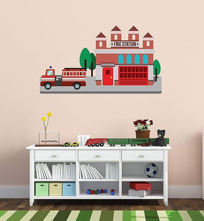 Fire Department Decor Nursery Decor Fire Truck Decoration Child S Room Decor Fire Engine Patent Art Nursery Poster Nursery Artwork Pp 8771 Prints Art Collectibles Silmic Com