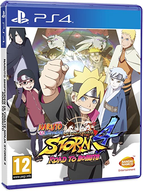 Naruto Shippuden Ultimate: Ninja Storm 4 - Road to Boruto ...