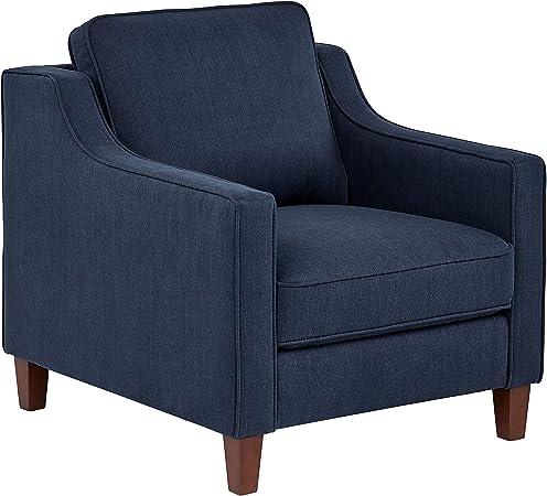 Amazon.com: Stone & Beam Blaine Modern Upholstered Living ...