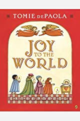 Joy to the World: Tomie's Christmas Stories Paperback