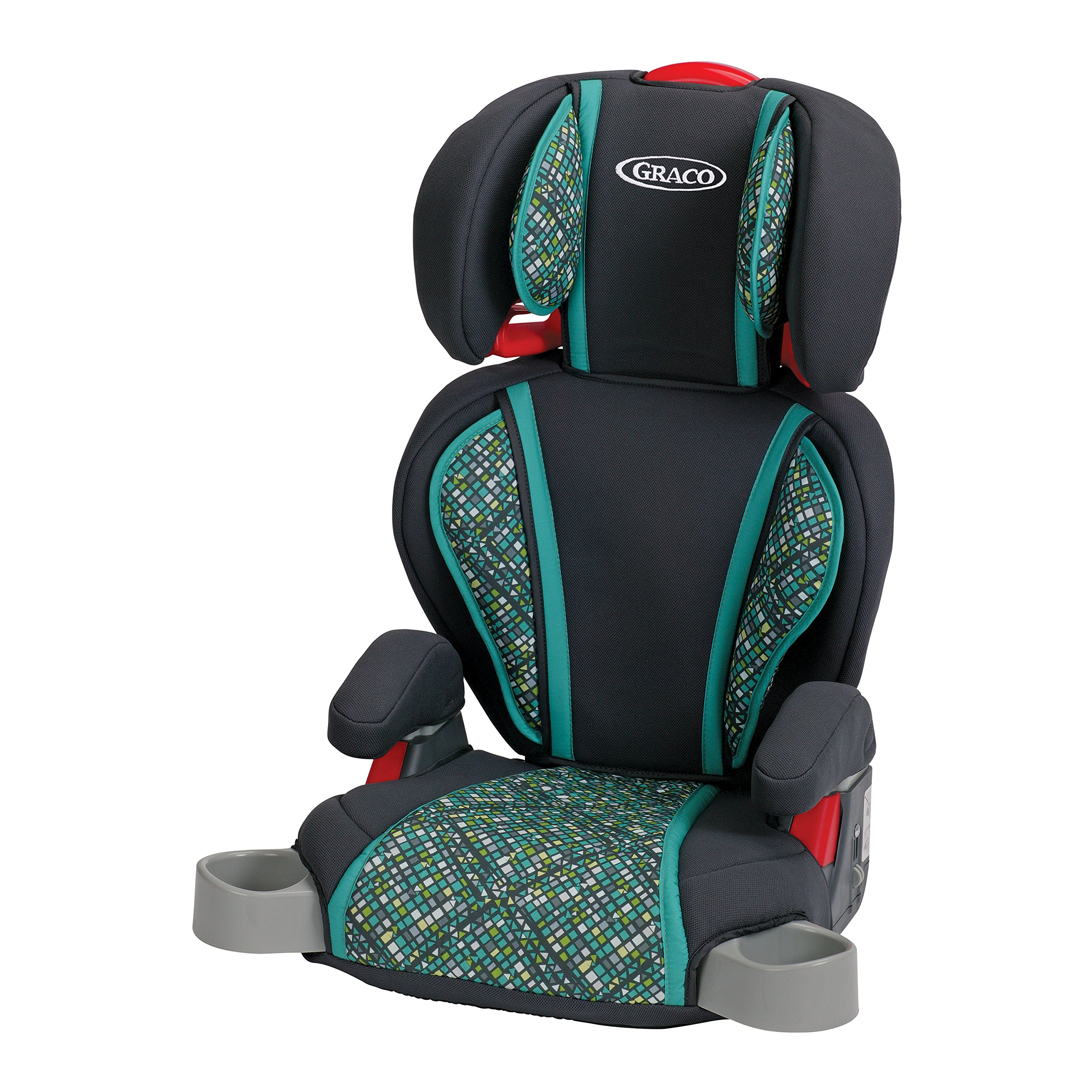 Graco Highback TurboBooster Car Seat Mosaic