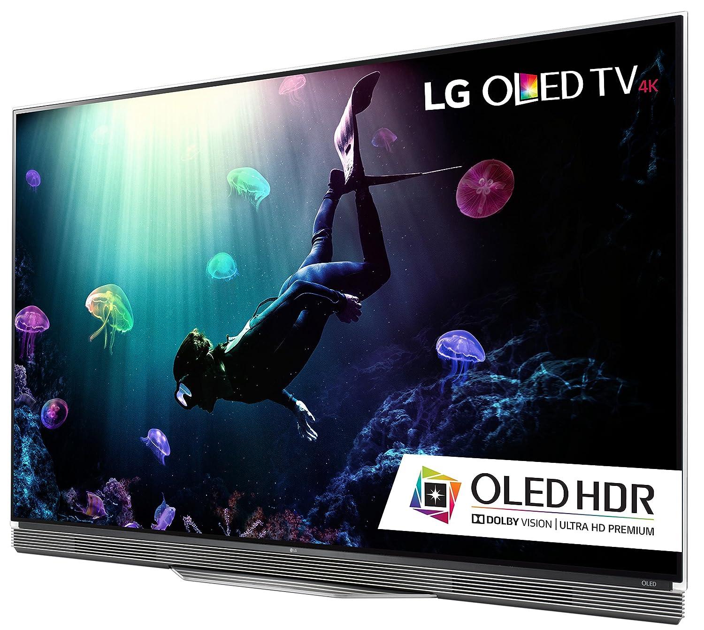 lg 3d tv. amazon.com: lg electronics oled55e6p flat 55-inch 4k ultra hd smart oled tv (2016 model): lg 3d tv