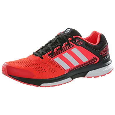078b2093f8 adidas Revenge Boost 2 men39;s Running Shoes (Red/Black) - EU 45 1/3 ...