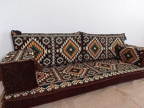 Amazon.com: arabic furniture,arabic floor sofa,arabic floor ...