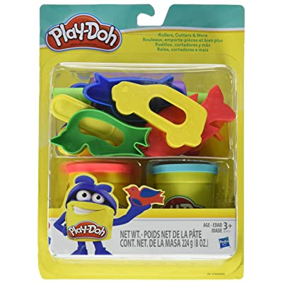 Play-Doh Rollers and Cutters Toy: Toys & Games