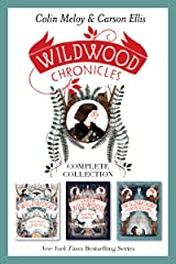 Wildwood Chronicles Complete Collection: Wildwood, Under Wildwood, Wildwood Imperium Kindle Edition