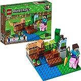 LEGO Minecraft The Melon Farm 21138 Playset Toy
