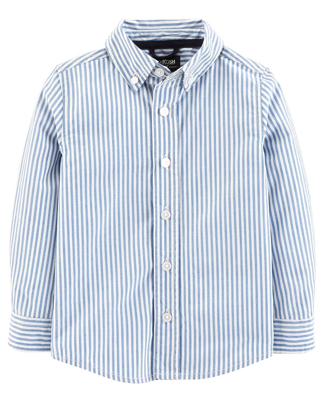 OshKosh B'Gosh Boys' Button-Front Shirt Osh Kosh