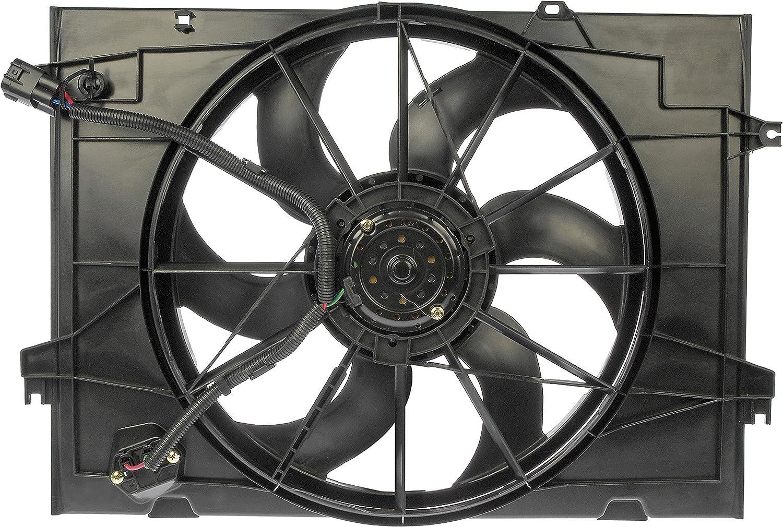 Dorman 620-784 Radiator Dual Fan Assembly