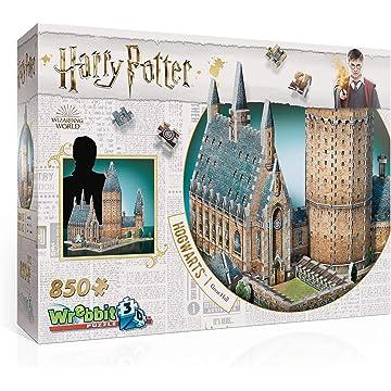 Wrebbit 3D Hogwarts Great Hall