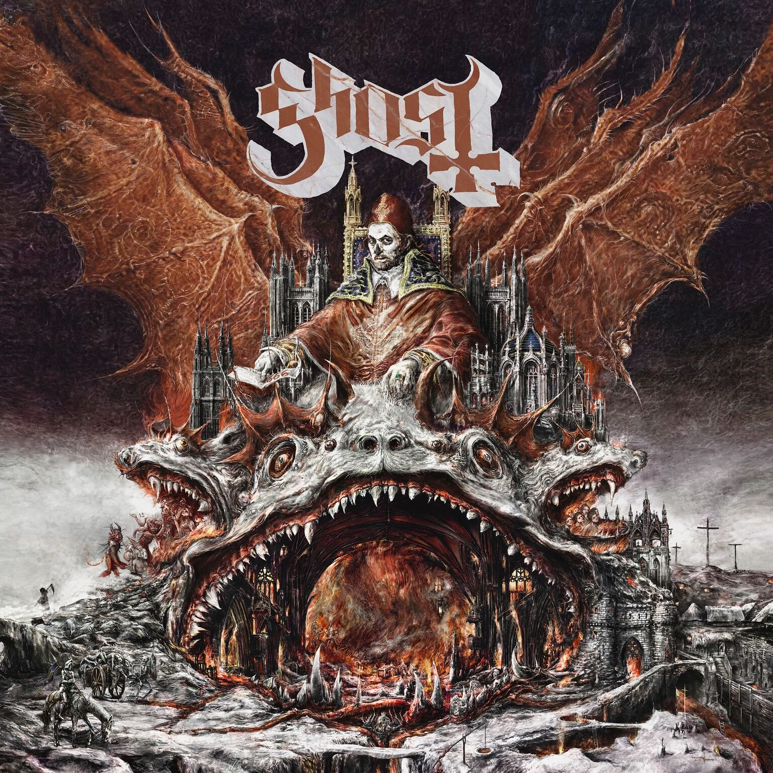 Cassette : The Ghost - Prequelle (Cassette)