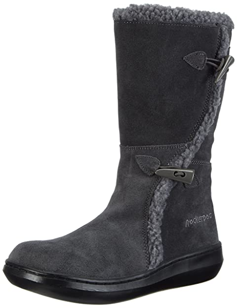 SUGAR Daddy - Botas de Nieve Mujer, Color Azul, Talla 36 Rocket Dog