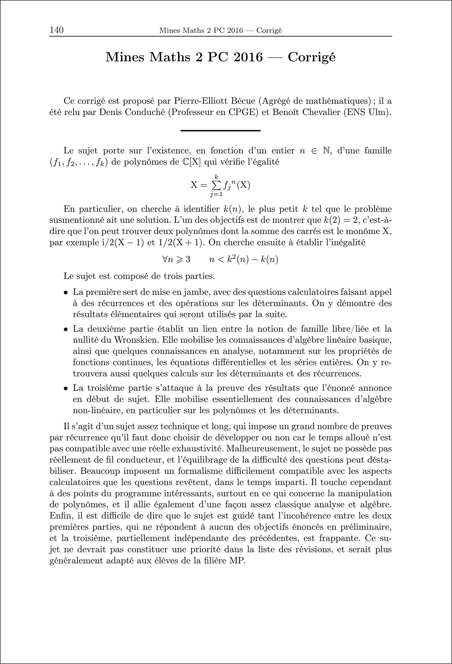 PC Mathématiques, Informatique: Collectif: 9782351413333: Amazon.com: Books