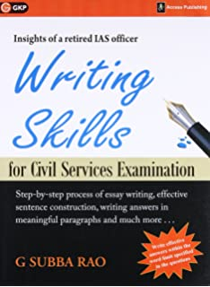 amazon in buy essays for civil services and other competitive  writing skills for civil services examination