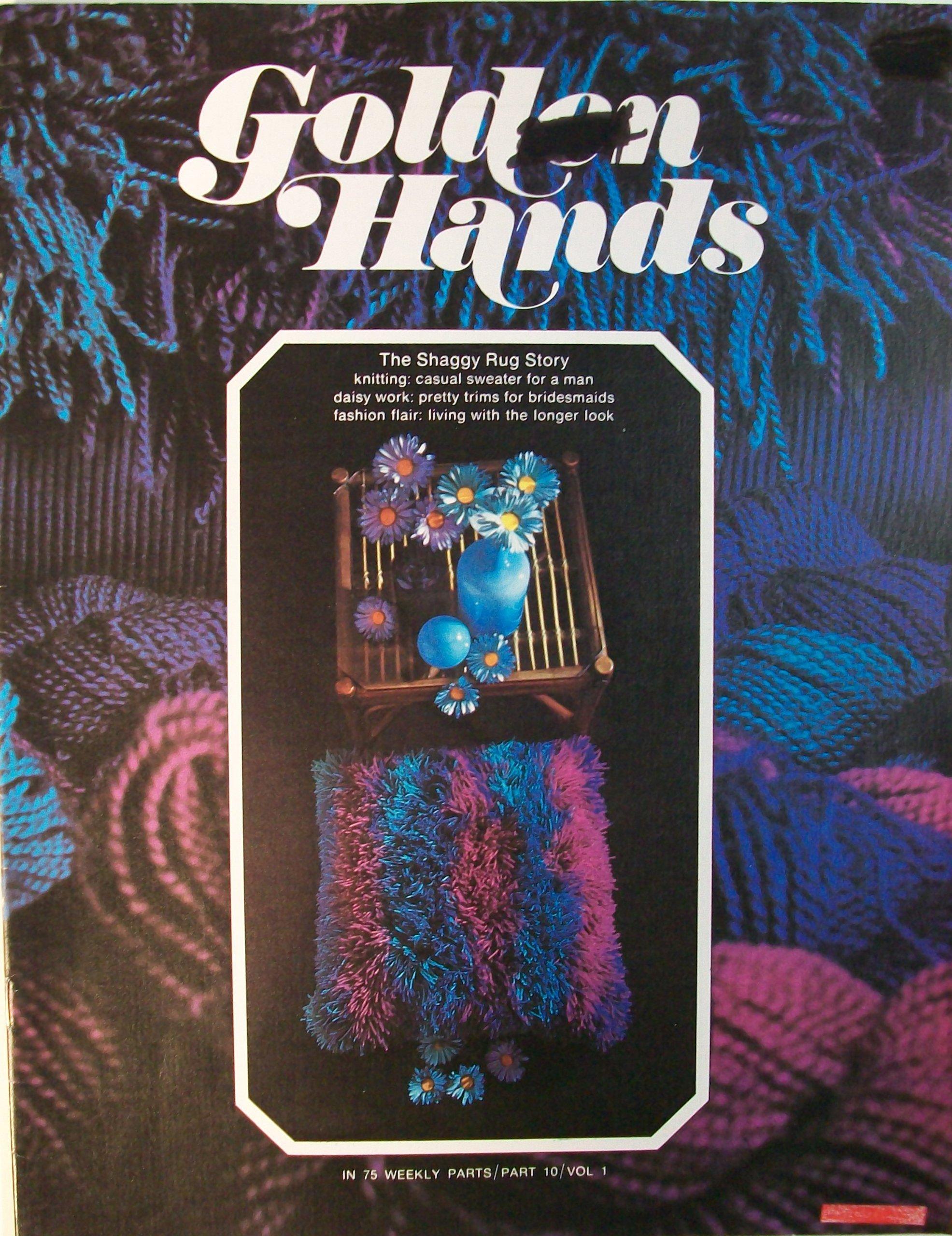 Shaggy Rug Story (Golden Hands PART 10 / VOL 1) Craft Book