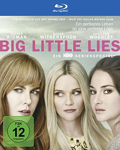 Big Little Lies - Serienspecial [Blu-ray]