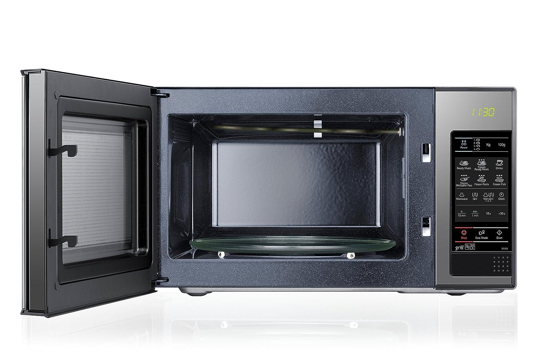 Samsung GE83X/XEC - Microondas con grill, 800 W/1100W, 23 litros ...