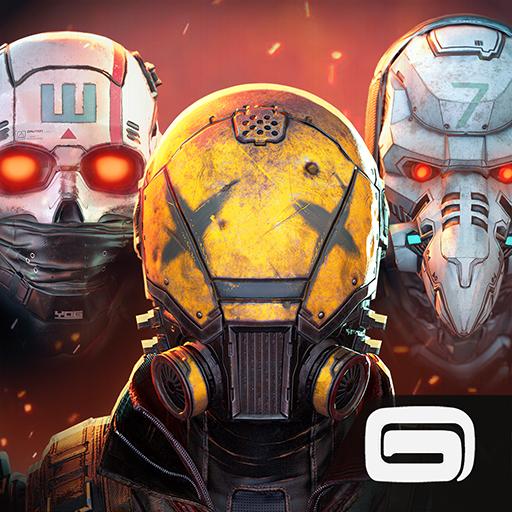 Modern Combat Versus: New Online Multiplayer FPS (Cod Ghost Stuff)